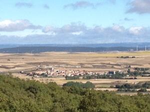 Burgos zoomed in