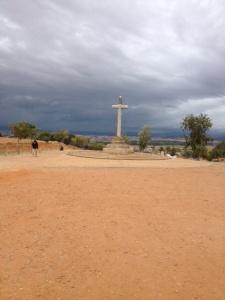 Cruzeiro Santo Toribio, before Astorga