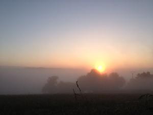 Sunrise, last one